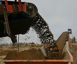 Aggregate Crushing