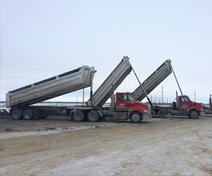 Trucking and Heavy Equipment Rental